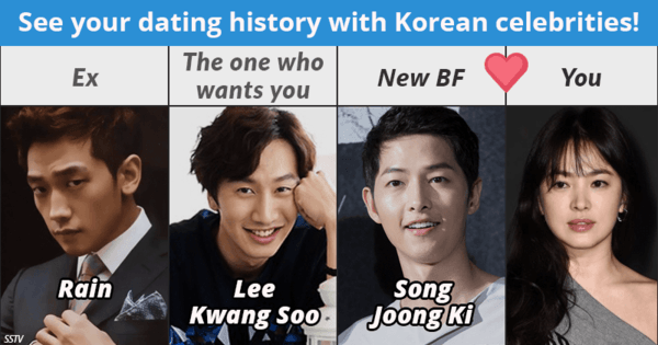 Kpop idol dating history