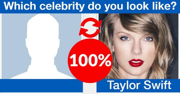 Which celebrity do you resemble? — QuizzStar