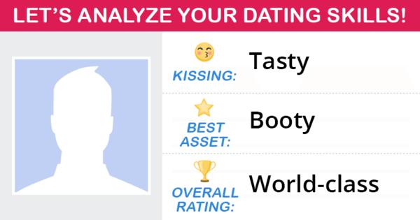 Speed Dating Fun